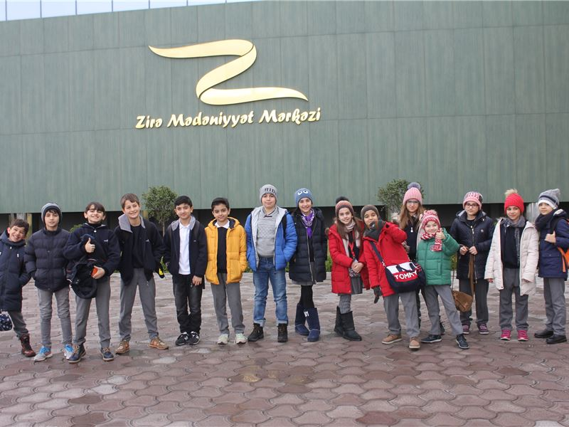 Trip to Zira Eco Park