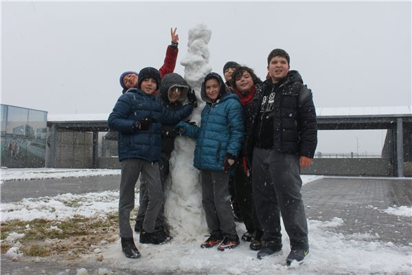 Snow at SABIS® SUN International School