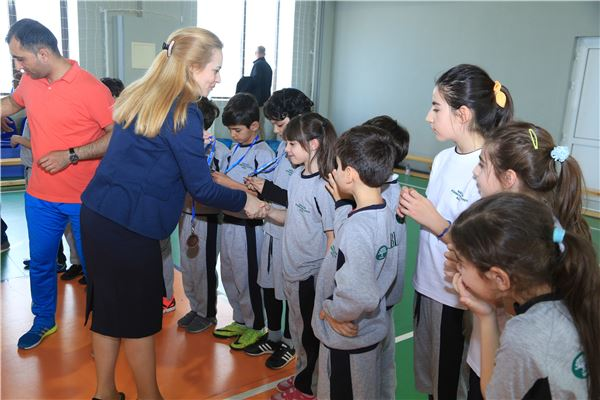 Fun Games at Baku Modern School