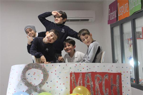 8 March Celebration