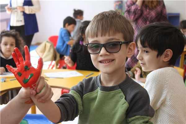 Nursery school visiting SABIS® SUN