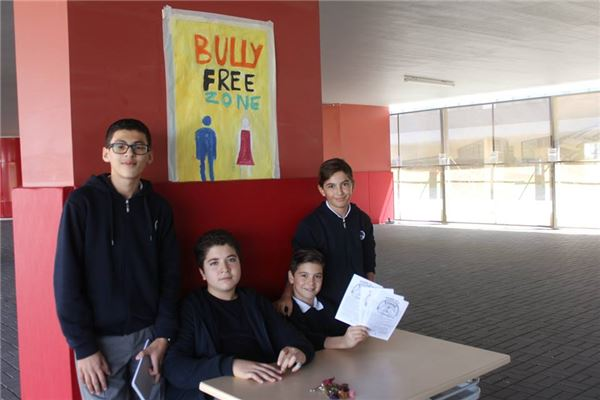 Bully Free Zone!