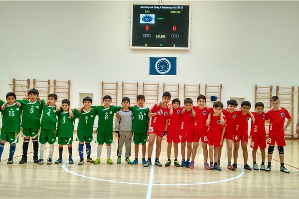 Football matches against the European School
