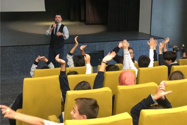 AREA Robotics Drone Presentation