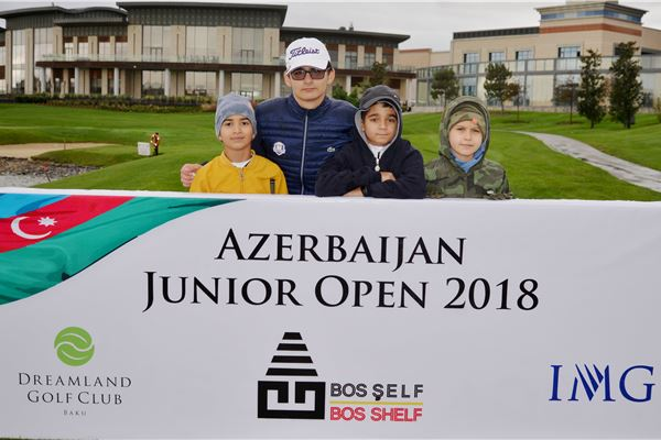 The Junior medal Series and the Azerbaijan Junior Open 2018