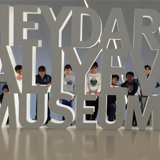 Visit to Heydar Aliyev Center