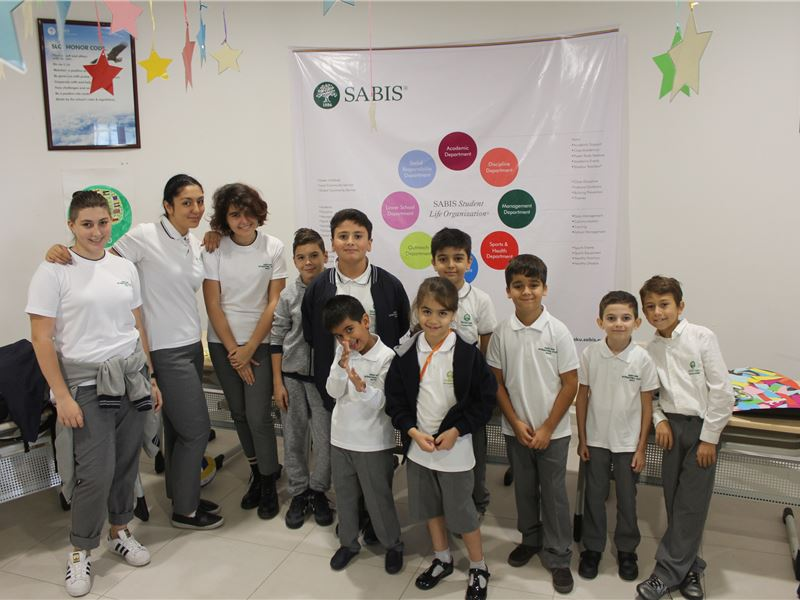 SLO® Academic Department organized an Academic Support Session where academic prefects took time to help their peers to improve their academic skills