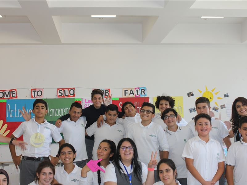 SLO® Job Fair - encouraged the involvement of all students in participating and becoming a valued prefect