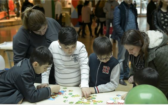 SABIS® SUN International School's promotion in Park Bulvar Mall