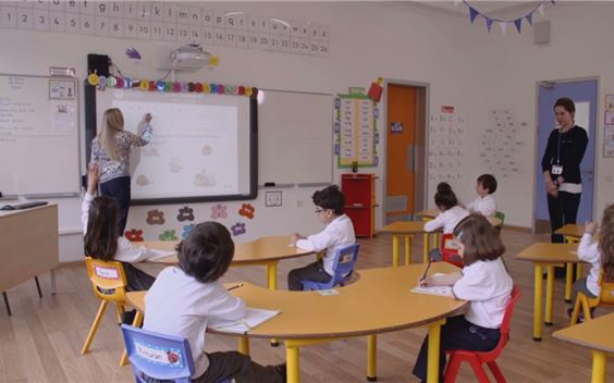 SABIS SUN International School - Baku in action!